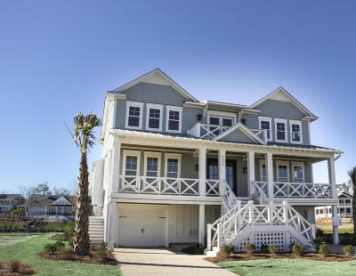 Wilmington Single Family Home For Sale: 5921 Nautical Isle Court