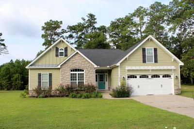 Shallotte Single Family Home For Sale: 4863 Sugarberry Drive