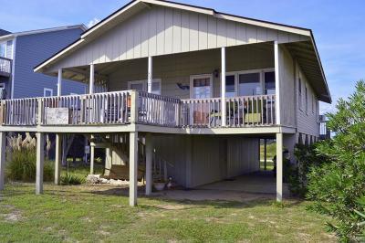 Oak Island Single Family Home For Sale: 5712 W Beach Drive W