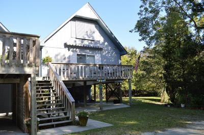 Emerald Isle Condo/Townhouse For Sale: 132 Doe Drive #S
