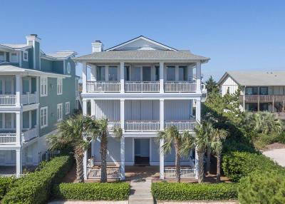 Wrightsville Beach Condo/Townhouse For Sale: 547 S Lumina Avenue #B