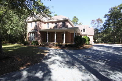 Olde Point, Olde Point Villas Single Family Home For Sale: 102 Ridge Road