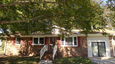 Havelock Single Family Home For Sale: 107 Wildwood Road