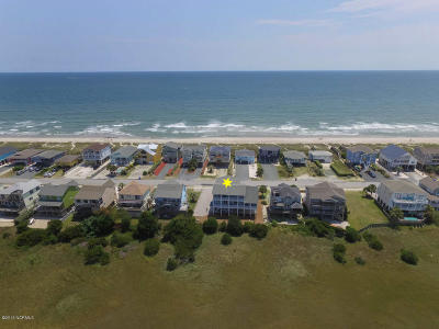 Holden Beach Single Family Home For Sale: 738 Ocean Boulevard W