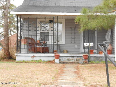 Jacksonville Single Family Home For Sale: 122 Cox Avenue