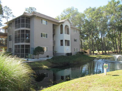 Sunset Beach Condo/Townhouse Sold: 804 Colony Place #D