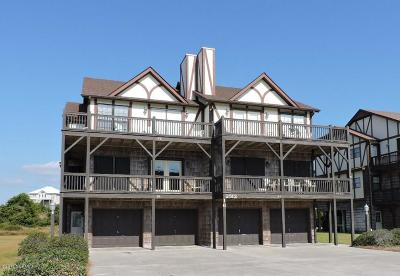 Emerald Isle Condo/Townhouse For Sale: 2512 Ocean Drive #16 B2