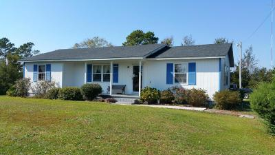 Newport Single Family Home For Sale: 934 Hibbs Road