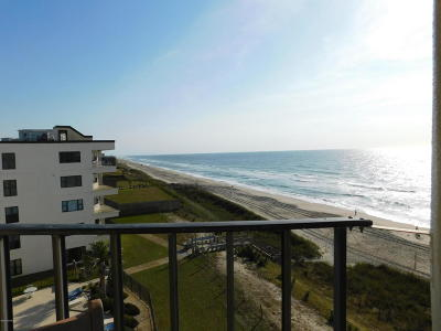 Indian Beach NC Condo/Townhouse Sold: $402,500