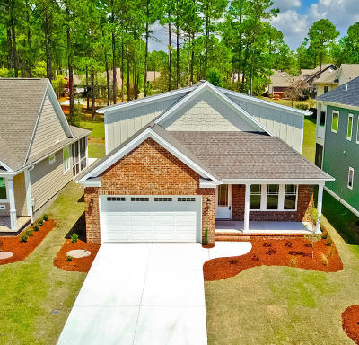 Sunset Beach Single Family Home For Sale: 208 Brookwood Court