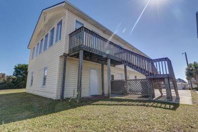 Atlantic Beach Single Family Home For Sale: 205 Barefoot Lane