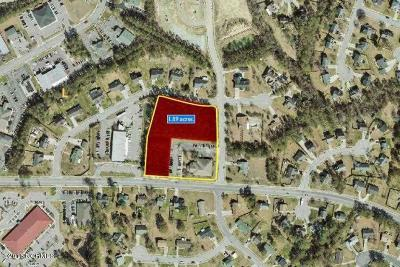 Jacksonville Residential Lots & Land For Sale: 291 Huff Drive