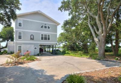 Ocean Isle Beach Single Family Home For Sale: 2024 Camelot Drive