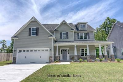 Onslow County Single Family Home For Sale: 111 Pennington Street