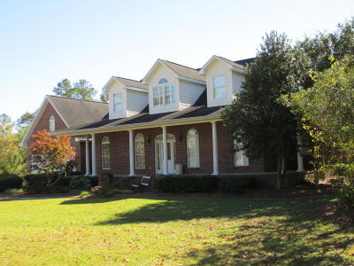 Beaufort Single Family Home For Sale: 102 Canvas Back Road