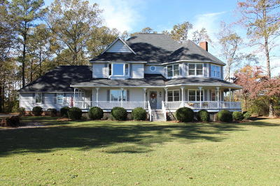 Greenville NC Single Family Home For Sale: $259,900
