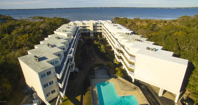 Pine Knoll Shores Condo/Townhouse For Sale: 650 Salter Path Road #317