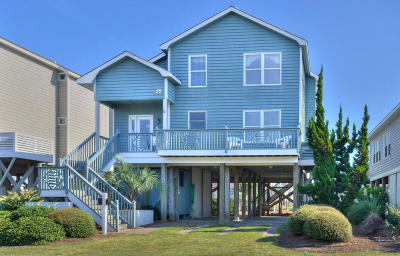 Ocean Isle Beach Single Family Home For Sale: 3 Bayberry Drive