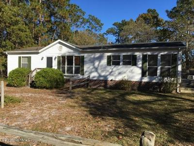 Southport Single Family Home Sold: 749 Lumbee Road