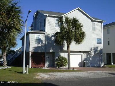 Ocean Isle Beach Single Family Home For Sale: 54 Scotland Street