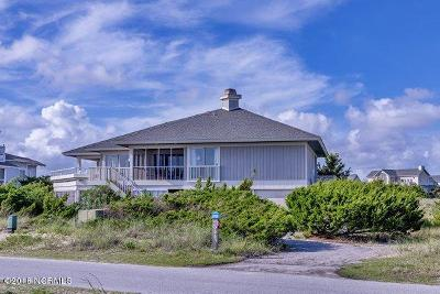 Brunswick County Single Family Home For Sale: 333 S Bald Head Wynd