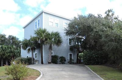 Emerald Isle Single Family Home For Sale: 104 Wiley Court