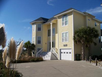 Atlantic Beach Single Family Home For Sale: 117 Coral Bay Court