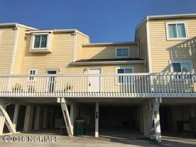 Carolina Beach, Kure Beach Condo/Townhouse For Sale: 1100 S Fort Fisher Boulevard #204