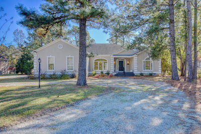 Hampstead Single Family Home For Sale: 205 Golf Terrace Court
