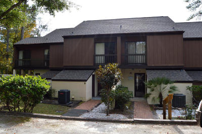 Carolina Shores Condo/Townhouse Sold: 5 Gate 1