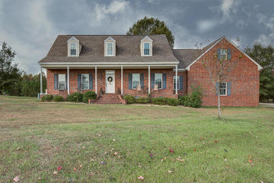 Nash County Single Family Home For Sale: 14490 Avent Road