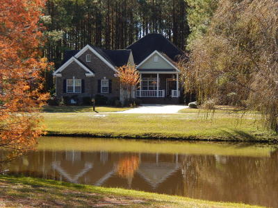 Calabash Single Family Home For Sale: 373 N. Crow Creek Drive