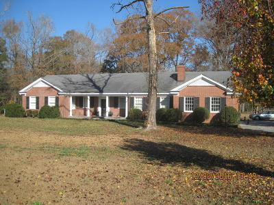 Farmville Single Family Home For Sale: 5903 May Boulevard
