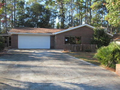 Carolina Shores Single Family Home Sold: 16 Cleek Court