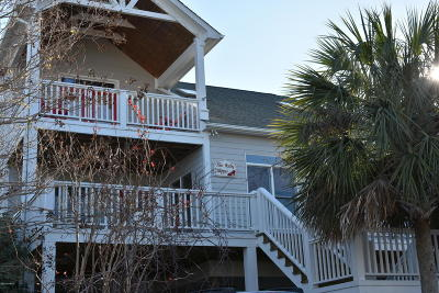 Holden Beach Single Family Home For Sale: 150 Southshore Drive