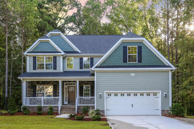 Hampstead Single Family Home For Sale: 121 Aster Place