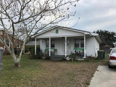 Morehead City Single Family Home For Sale: 2507 Avery Street