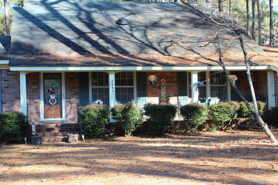 Edgecombe County Single Family Home For Sale: 1305 Lake Drive Drive