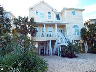 Ocean Isle Beach Single Family Home For Sale: 29 Dare Street