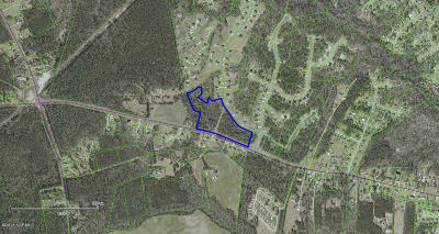 Blue Creek Farms, Blue Creek Farms Section Ii Residential Lots & Land For Sale: Pt Tr B1 J Blue Creek Road