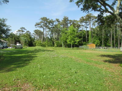 Harkers Island Residential Lots & Land For Sale: 549 Island Road