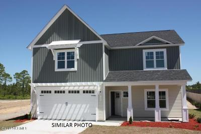 Sneads Ferry Single Family Home For Sale: 116 Rollingwood Circle
