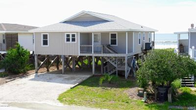 Ocean Isle Beach Single Family Home For Sale: 390 E First Street