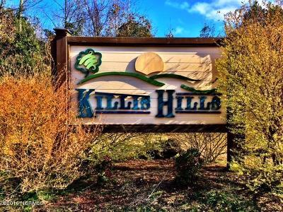 Killis Hills Residential Lots & Land For Sale: 310 Starky Drive