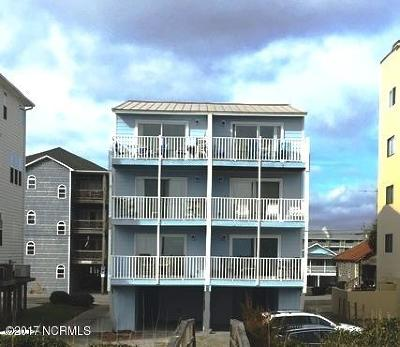 Carolina Beach, Kure Beach Condo/Townhouse For Sale: 209 S Carolina Beach Avenue #A3