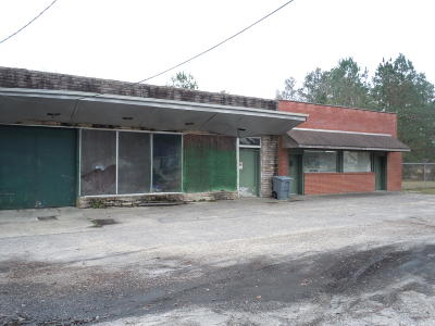 Tabor City Commercial For Sale: 305 Green Sea Road