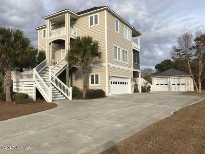 Cape Carteret Single Family Home For Sale: 403 Anita Forte Drive