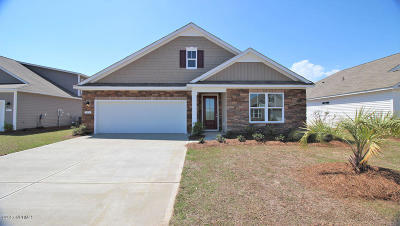 Single Family Home For Sale: 521 Slippery Rock Way #0549