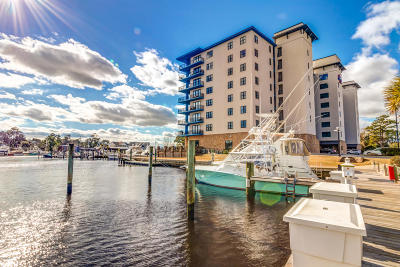 Morehead City Condo/Townhouse For Sale: 4225 Arendell Street #402