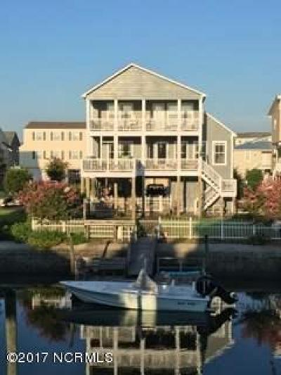 Ocean Isle Beach Single Family Home For Sale: 22 Union Street